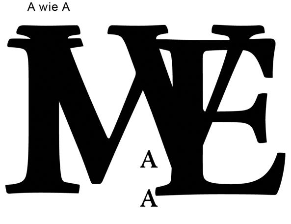 Austellung A wie A - Kunsthalle Schlieren